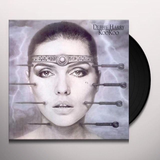 Debbie Harry KOOKOO Vinyl Record