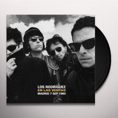 Los Rodriguez CONCIERTO LAS VENTAS Vinyl Record