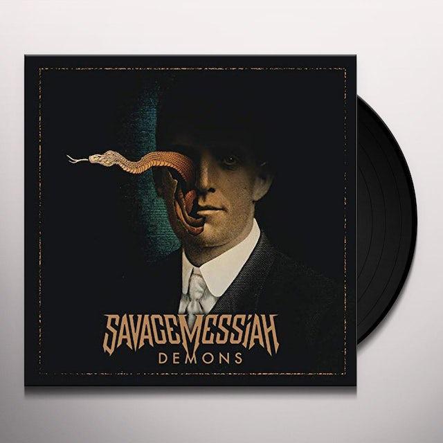 Savage Messiah DEMONS Vinyl Record