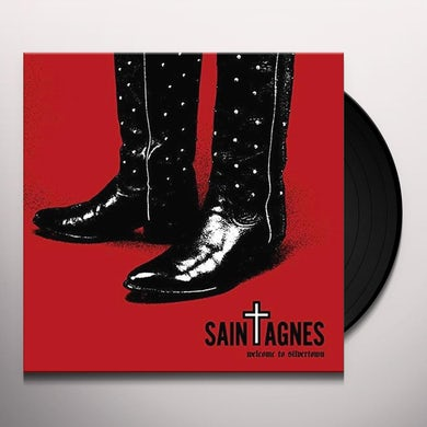 SAINT AGNES WELCOME TO SILVERTOWN Vinyl Record