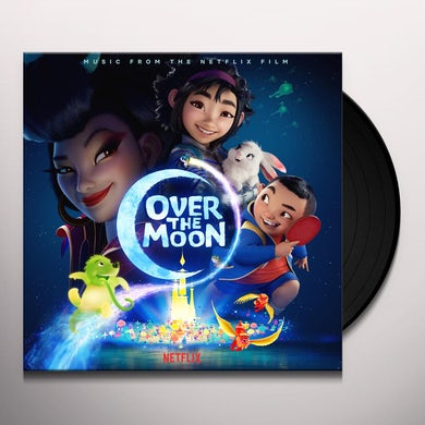 Over The Moon / Var OVER THE MOON (MUSIC FROM THE NETFLIX FILM) / VAR Vinyl Record