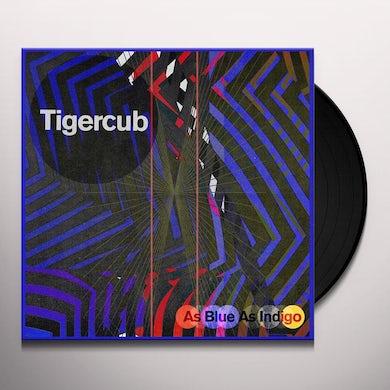 Tigercub AS BLUE AS INDIGO Vinyl Record