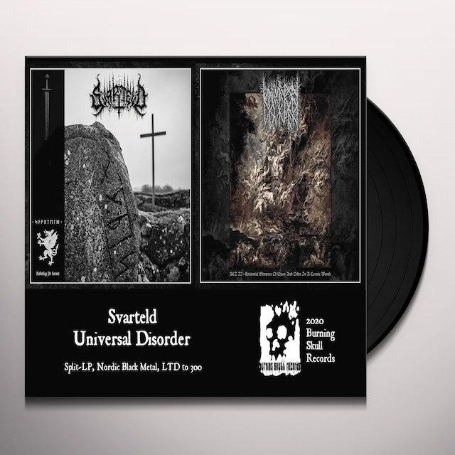 Svarteld / Universal Disorder