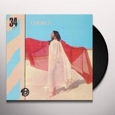 Janko Nilovic CHORUS Vinyl Record