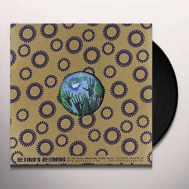 Wellborn Vinyl Record