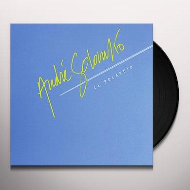 Andre Solomko LE POLAROID Vinyl Record