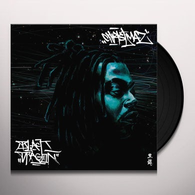 Christmaz BLACK DRAGON Vinyl Record