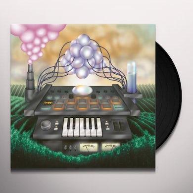 Stan Forebee ORANGE Vinyl Record