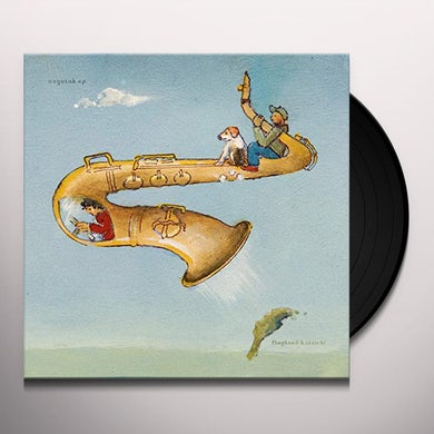 Flughand / Steichi NAGUTOK EP Vinyl Record