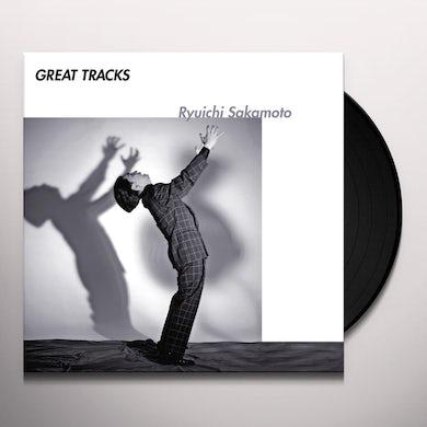 Ryuichi Sakamoto GREAT TRACKS Vinyl Record