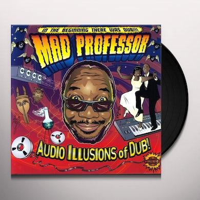 Mad Professor AUDIO ILLUSIONS OF DUB Vinyl Record