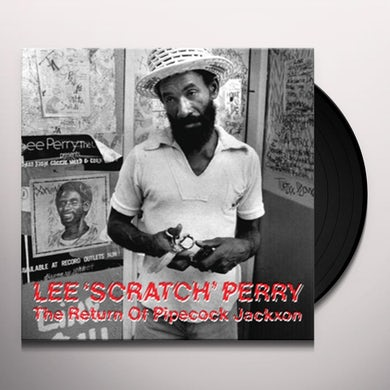 Lee Scratch Perry TECHNO DUB Vinyl Record