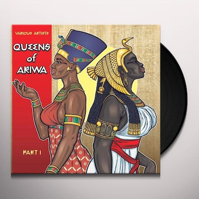 Queens Of Ariwa Part 1 / Various Vinyl Record