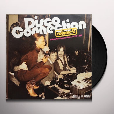 VOL. 2-DISCO CONNECTION Vinyl Record