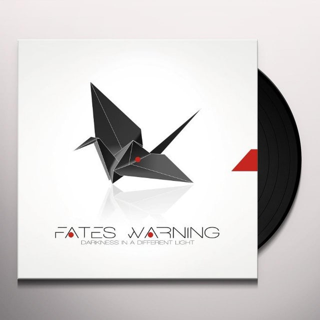 Fates Warning DARKNESS IN A DIFFERENT LIGHT Vinyl Record