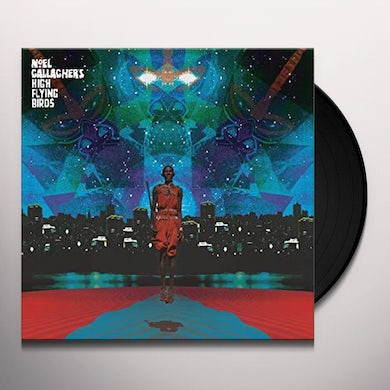Noel Gallagher THIS IS THE PLACE Vinyl Record