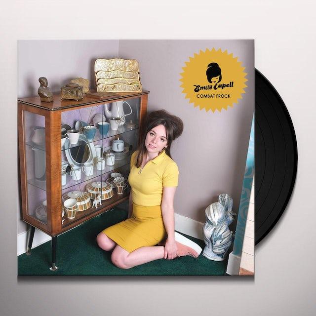Emily Capell COMBAT FROCK Vinyl Record
