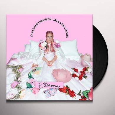 VAALEANPUNAINEN VALLANKUMOUS Vinyl Record