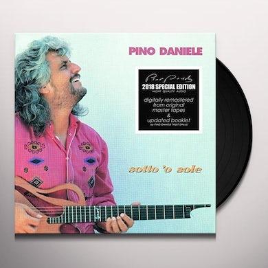 Pino Daniele SOTTO O SOLE Vinyl Record