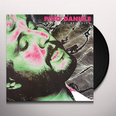 Pino Daniele CHE DIO TI BENEDICA Vinyl Record