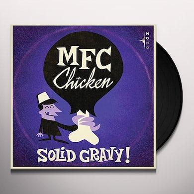 SOLID GRAVY Vinyl Record