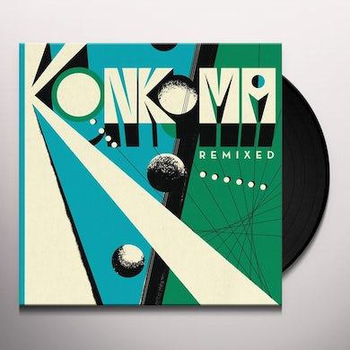 Konkoma REMIXED Vinyl Record