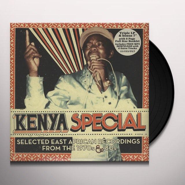 Kenya Special: Selected East African / Various Vinyl Record