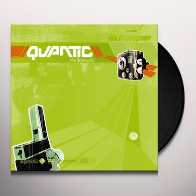 BEST OF QUANTIC Vinyl Record
