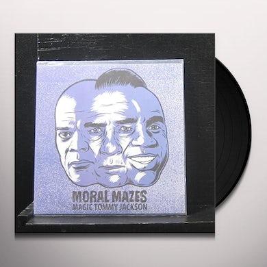 MORAL MAZES Vinyl Record
