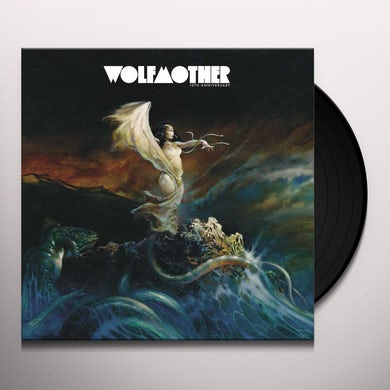 Wolfmother (2 LP)(Deluxe Edition) Vinyl Record