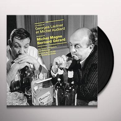 Michel Magne LE CINEMA DE GEORGES LAU Vinyl Record