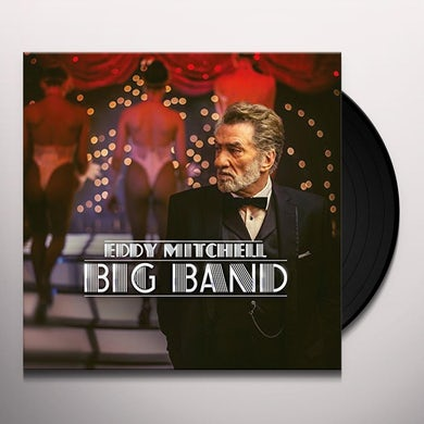 Eddy Mitchell BIG BAND (2LP) Vinyl Record