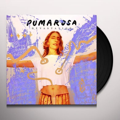 Devastation (LP)(Translucent Orange) Vinyl Record