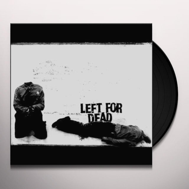 Left For Dead DEVOID OF EVERYTHING Vinyl Record