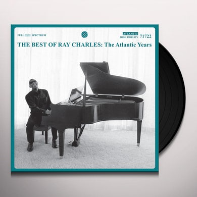 BEST OF RAY CHARLES: THE ATLANTIC YEARS Vinyl Record