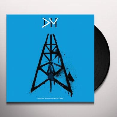 Depeche Mode CONSTRUCTION TIME AGAIN Vinyl Record