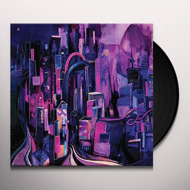Tasmanian Glow Vinyl Record