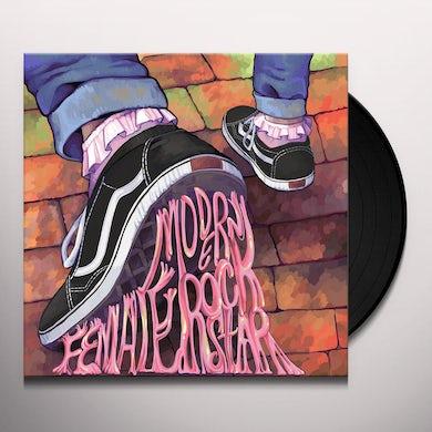 Sonder Bombs MODERN FEMALE ROCKSTAR Vinyl Record