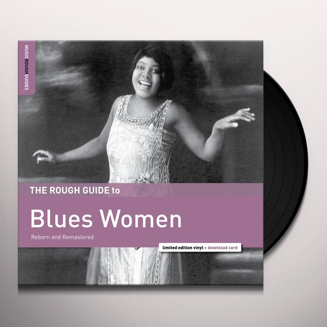 Rough Guide To Blues Women / Various Vinyl Record