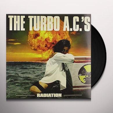 TURBO A.C.'S RADIATION Vinyl Record