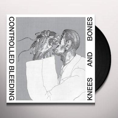 Controlled Bleeding KNEES & BONES (SWILL COLOURED) Vinyl Record