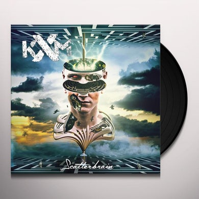 KXM SCATTERBRAIN Vinyl Record