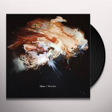 DjRum SEVEN LIES Vinyl Record
