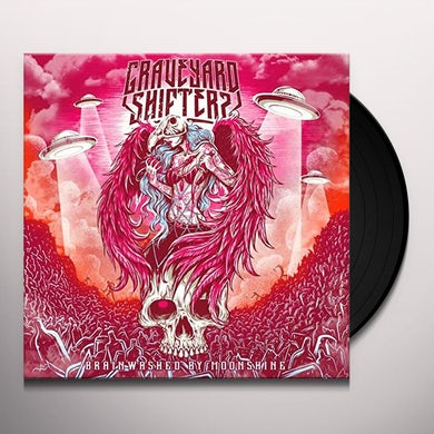BRAINWASHED BY MOONSHINE (EP) Vinyl Record - UK Release