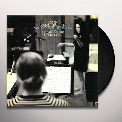 John Vanderslice WHITE WILDERNESS Vinyl Record
