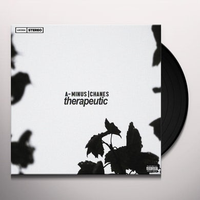A Minus X Changes THERAPEUTIC Vinyl Record