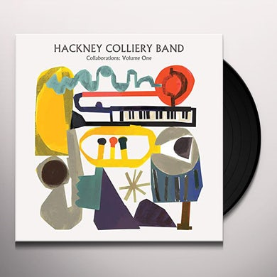 Hackney Colliery Band Collaborations: Vol. One Vinyl Record