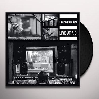 Midnight Pine LIVE AT A.D. Vinyl Record