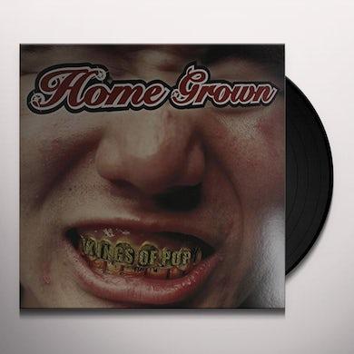 Home Grown KINGS OF POP Vinyl Record