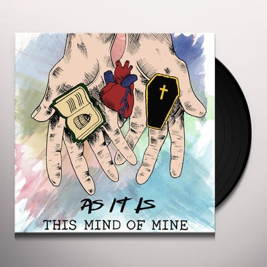 As It Is THIS MIND OF MINE Vinyl Record